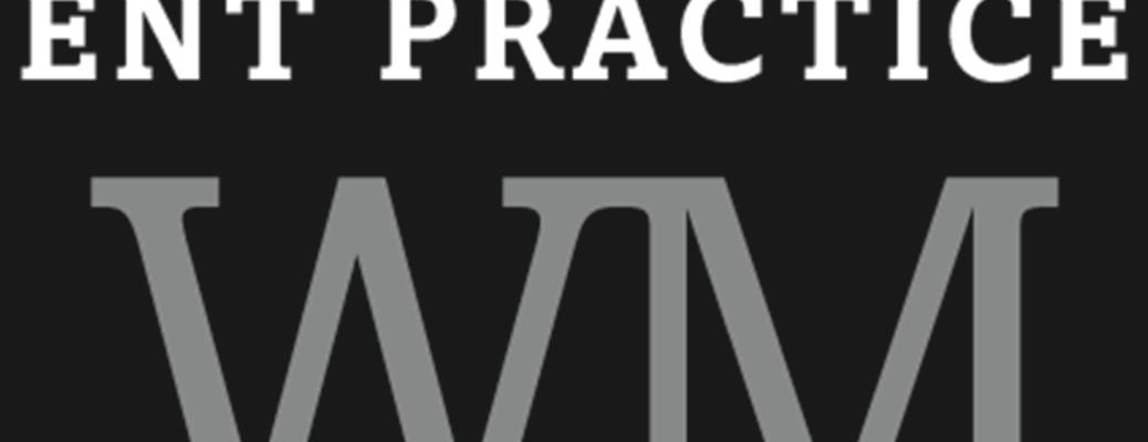 ENT Health practice logo detail
