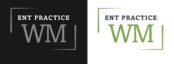ENT Health practice identity logos