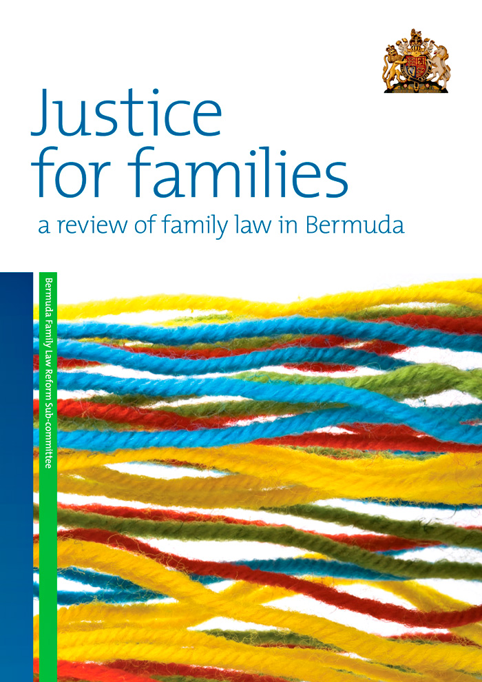 Family Law report cover